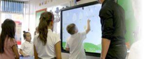 Quel écran interactif choisir pour l'école ?